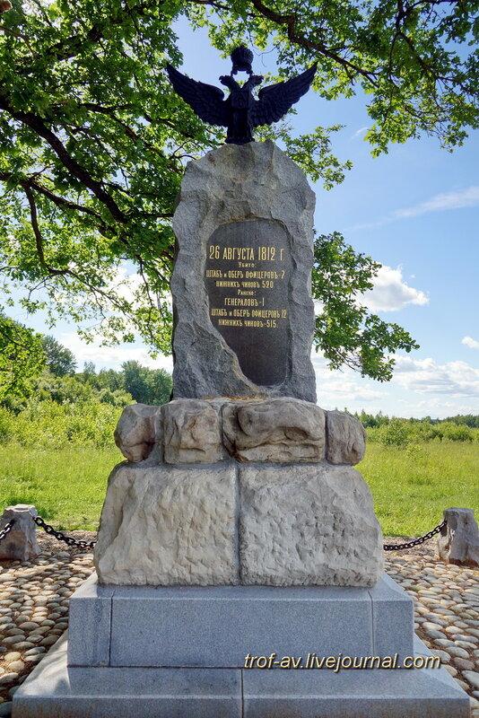 Памятник 4-й пехотной дивизии принца Виртембергского