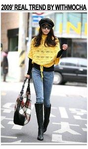 Желтая мышь - секрет самурая(азиатский каталожный пуловер) Наши воплощения