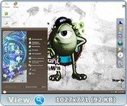 Windows XP Professional SP3 Skype Premium + Sata Driver (Eng/x86/Oktober2013)