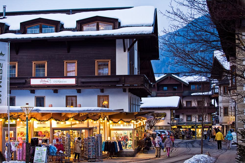 Майрхофен, Австрия
