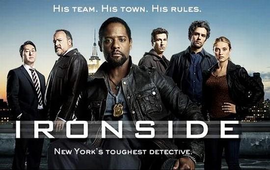 Айронсайд / Ironside (1 сезон/2013/WEB-DLRip)