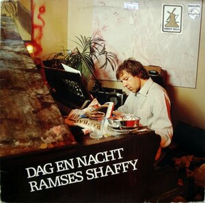 Ramses Shaffy ‎– Dag En Nacht (1978) [Philips, 6423 112]