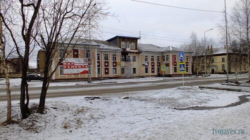 Фото города Инта №6150  Кирова 21 и 23 10.11.2013_13:03