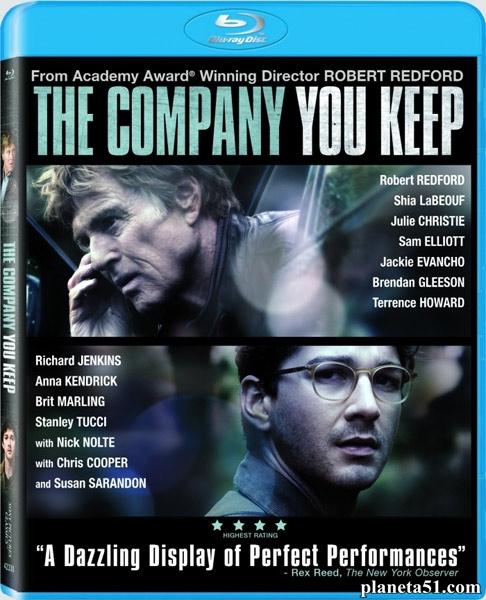 Грязные игры / The Company You Keep (2012/BDRip/HDRip)