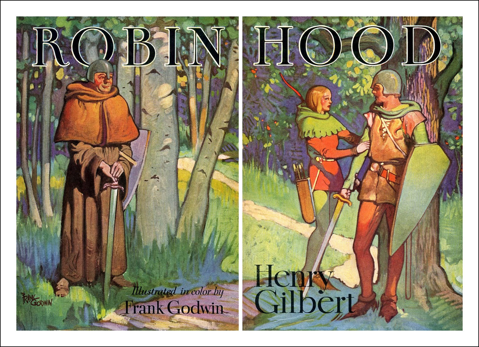 Frank Godwin, Robin Hood