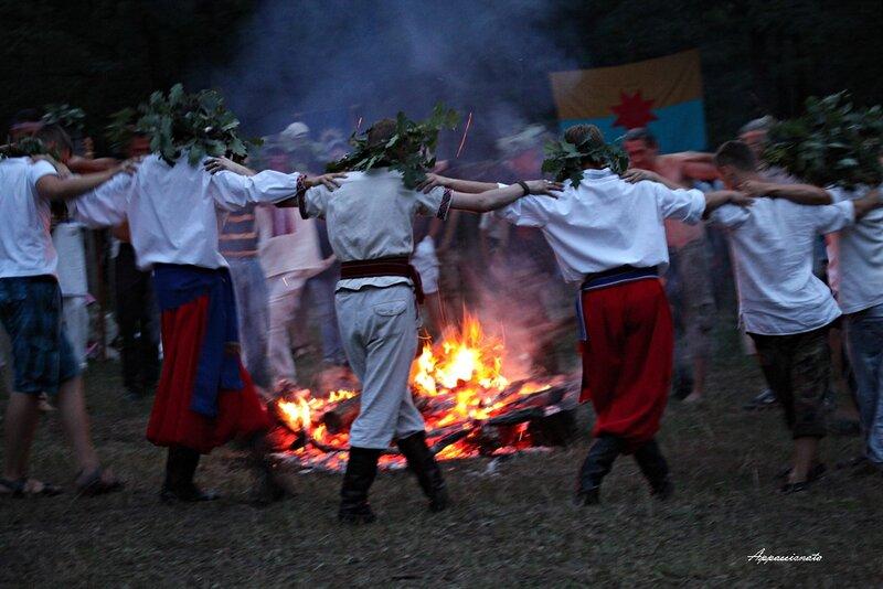День Перуна на о. Хортица