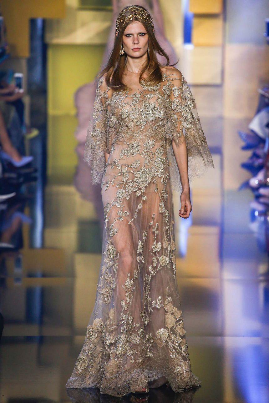 Elie Saab. Haute couture осень-зима 2015/2016