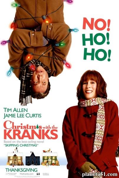 Рождество с неудачниками / Christmas with the Kranks (2004/HDTVRip)