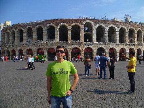 Италия. Верона (Italy. Verona).