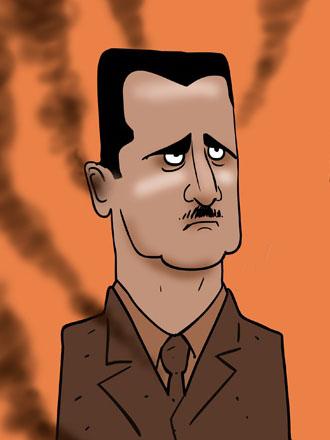 Б Асад