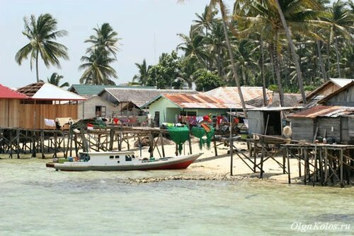 Остров Дераван