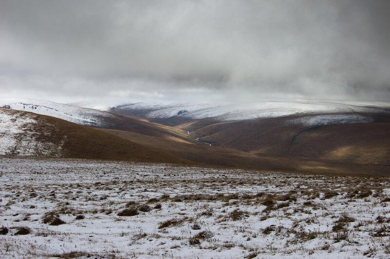 перевал Шубаршилик, истоки Маралихи