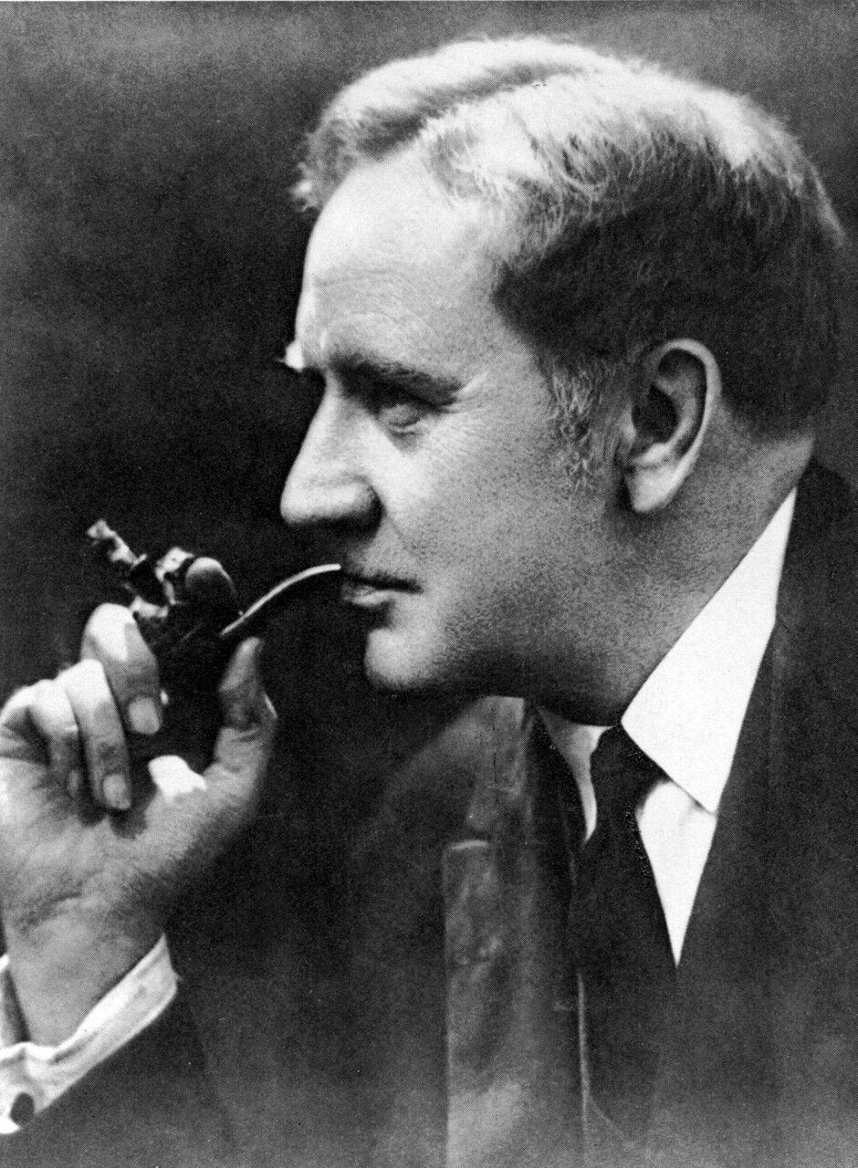 В. Качалов. 1926 год
