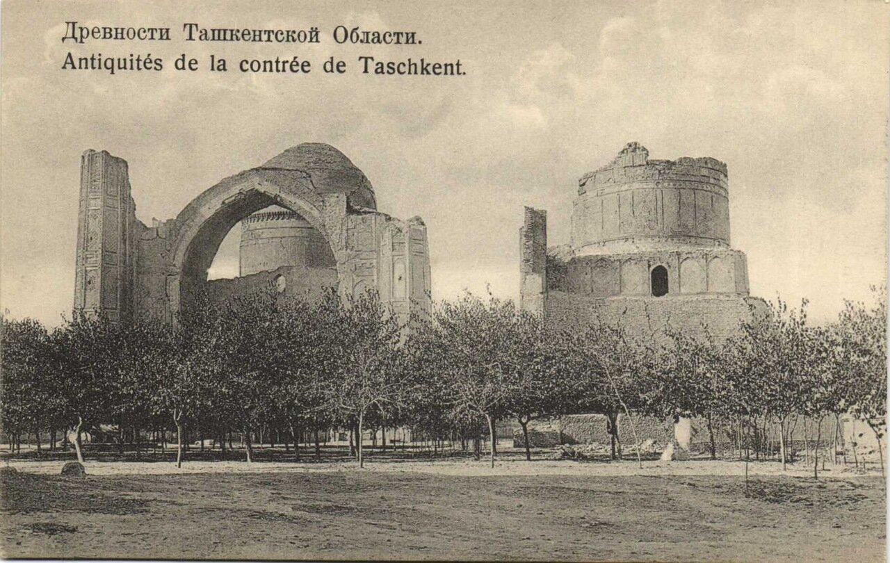 Древности ташкентской области