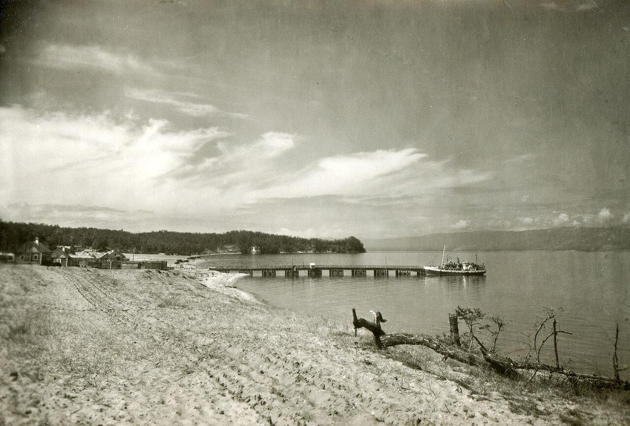 Поселок Песчанка на Ольхоне, середина 60-ых