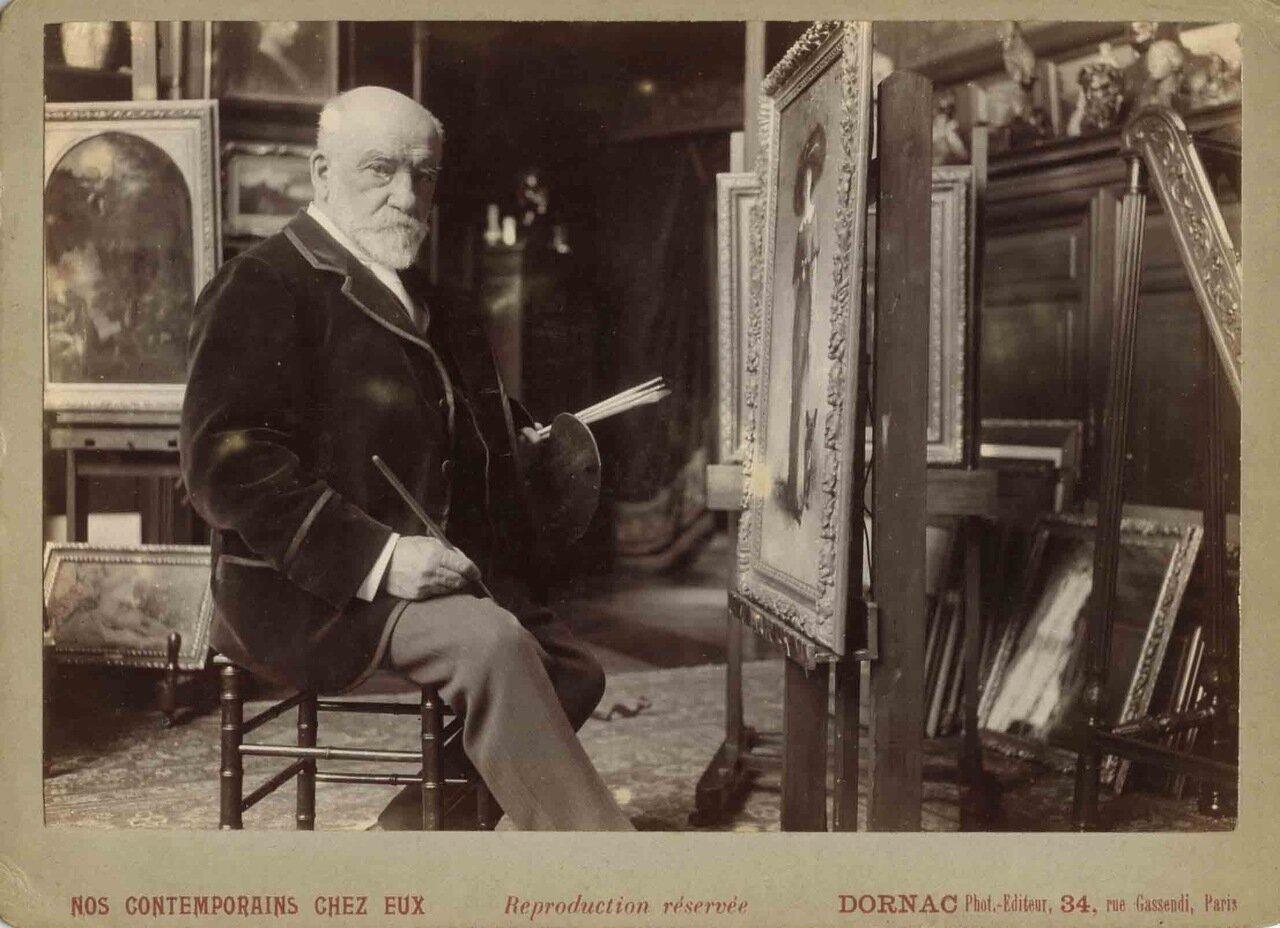 Леон Бонна (1833—1922), французский живописец