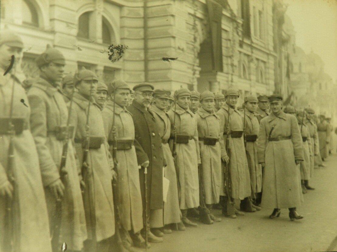 1928. 07.11. Школа Красных Старшин. Харьков