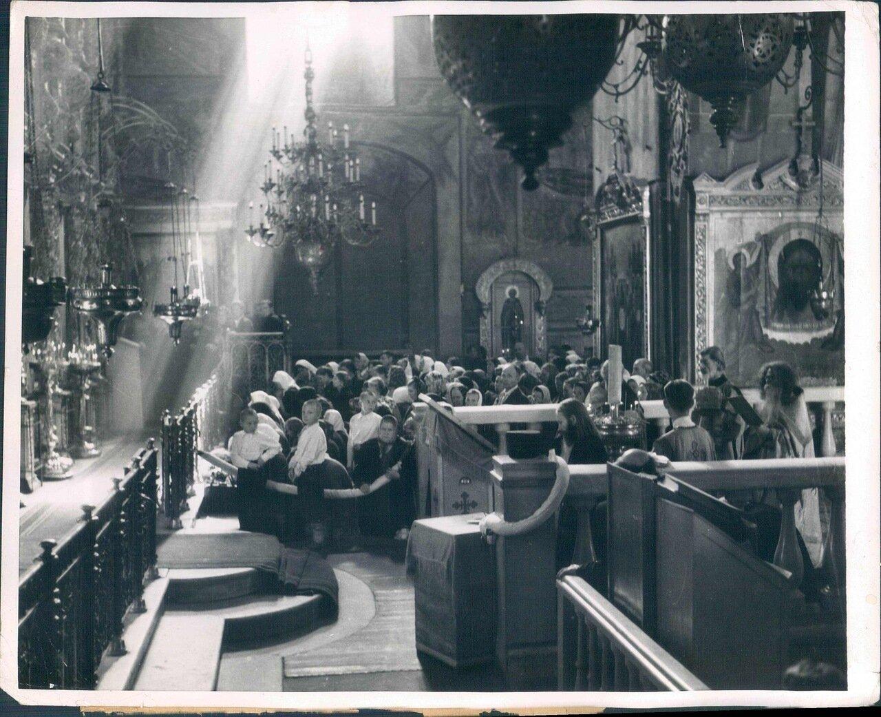 1955. 28.10. Религия в России. Церковь 14-го века