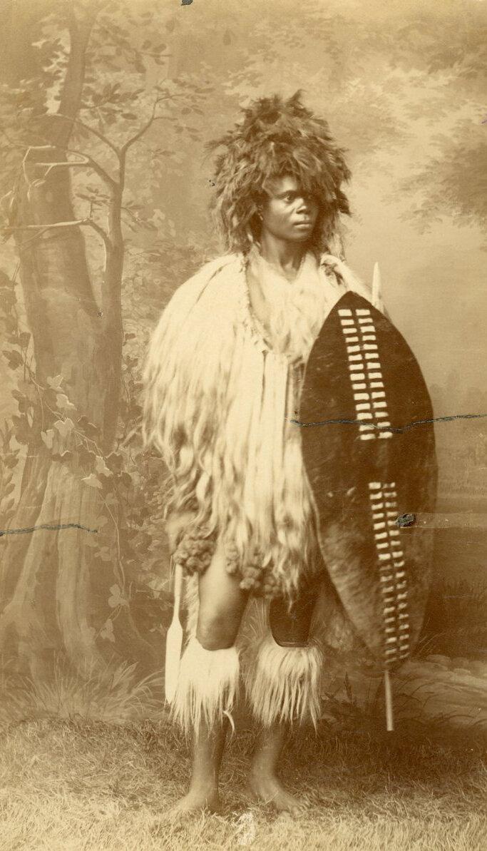 Южная Африка, конец XIX века
