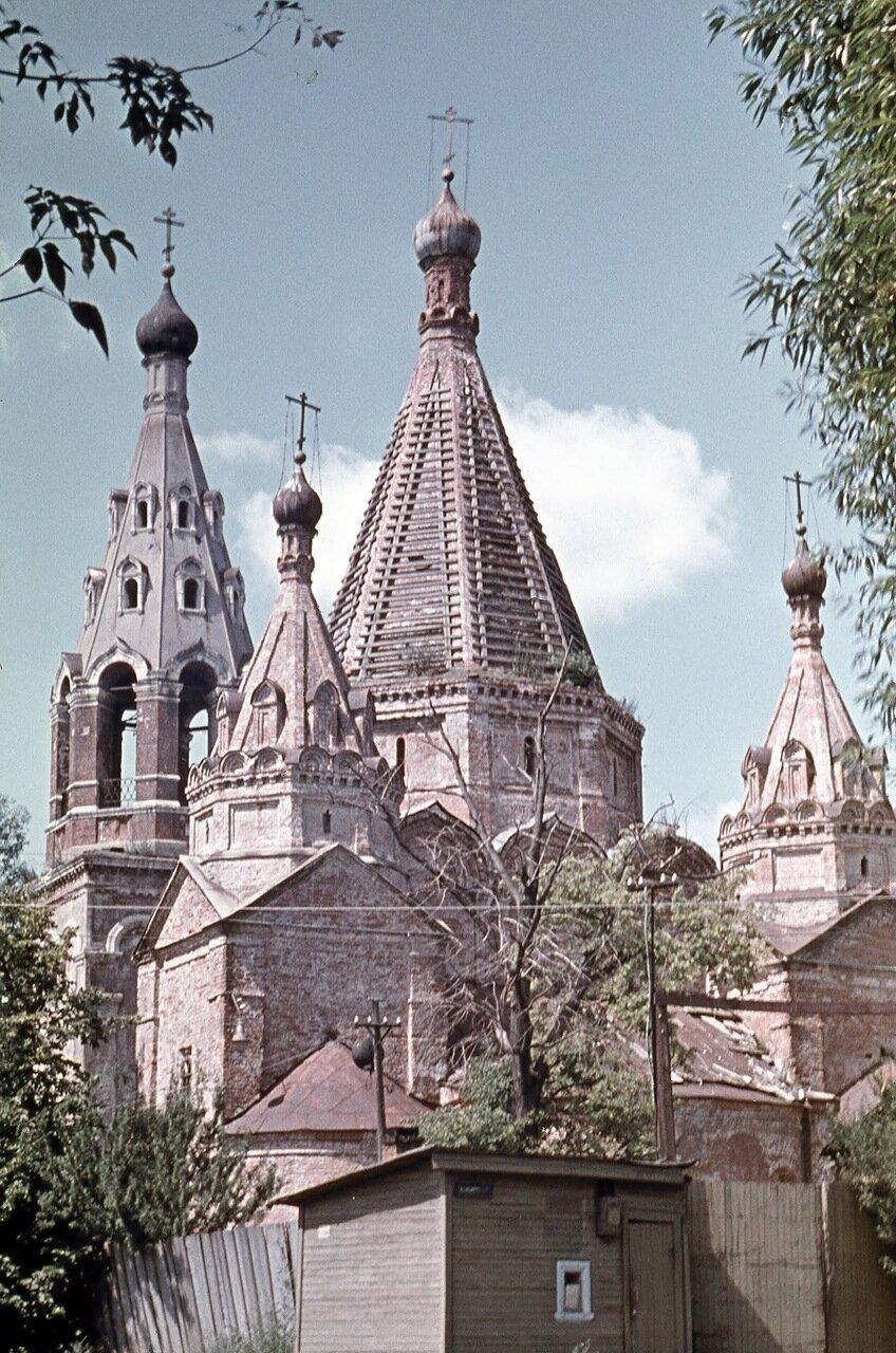 Храм Троицы в Троицком-Голенищиве (Потылихе). Ок. 1978 г.