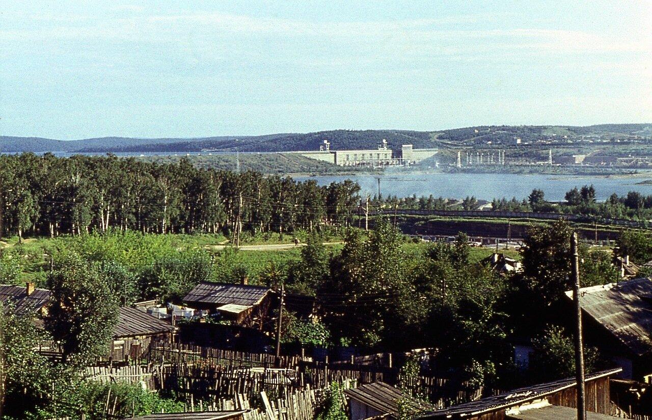 2. Лисиха  и  ГЭС