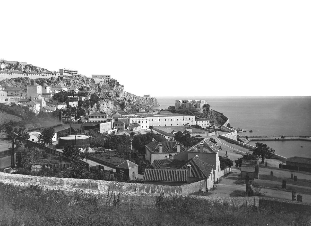 1870. Вид на город