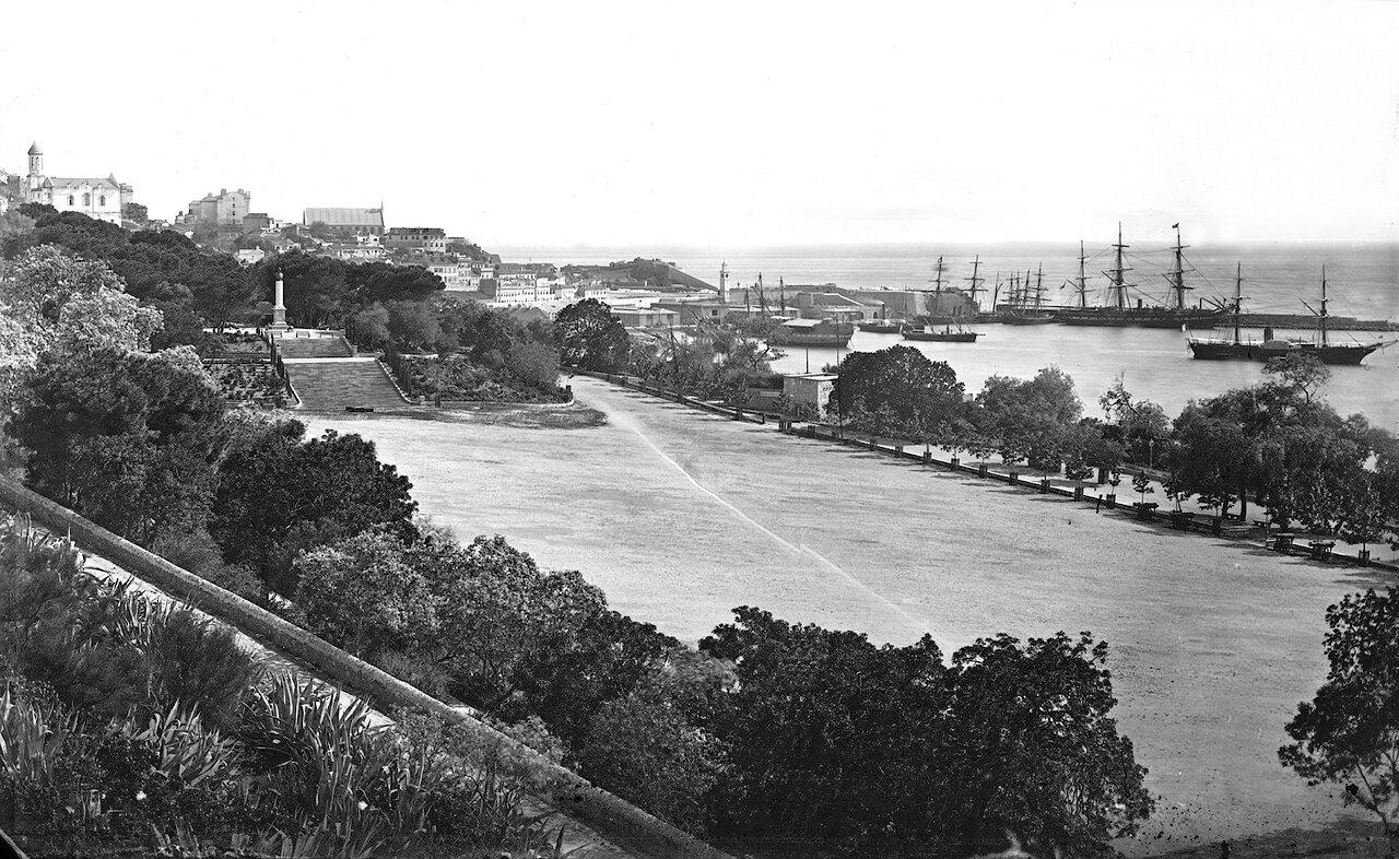 1890. Главный плац