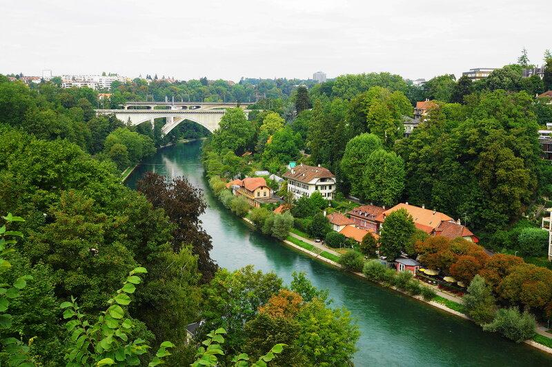 Река в Берне