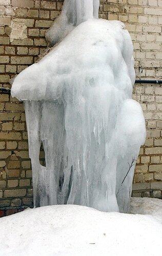 Ледяное творчество