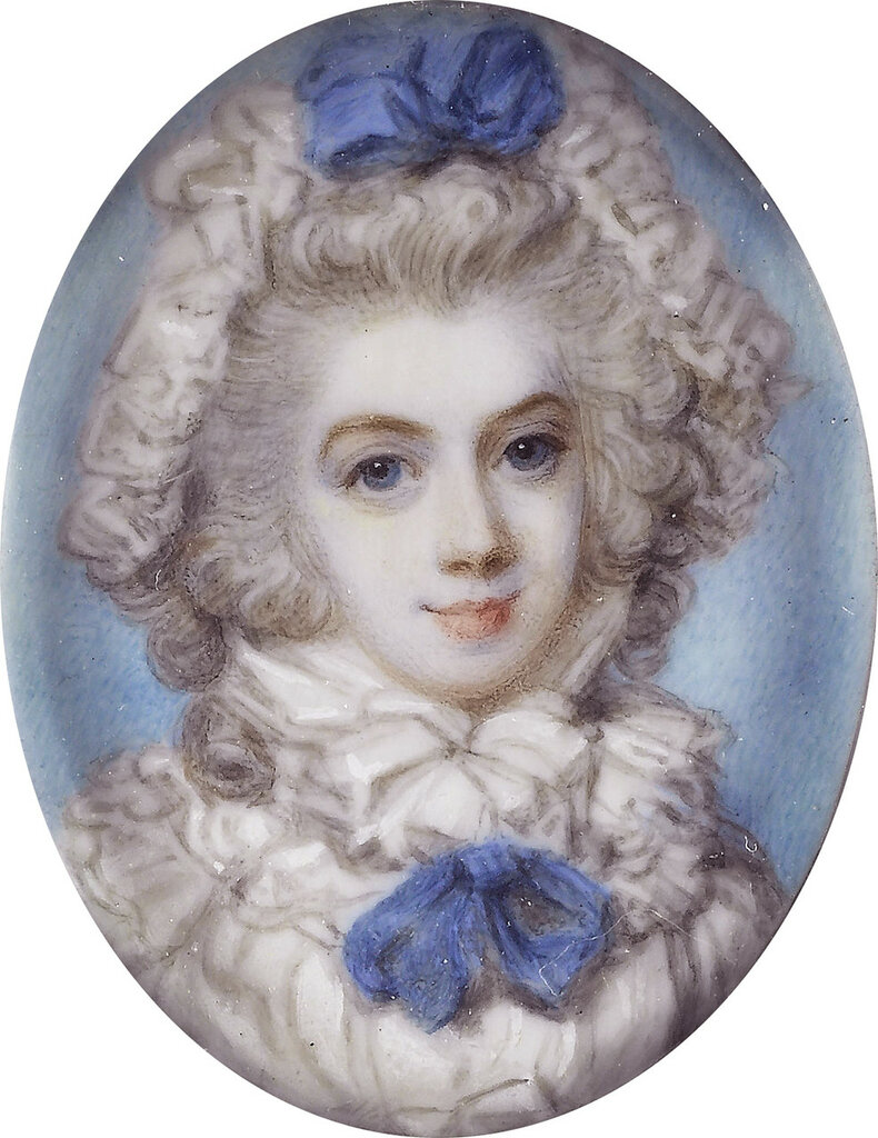 Charlotte, Baroness de Ferrers, later Countess of Leicester (d.1802)