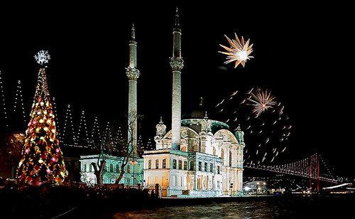 Туры в Турцию на Новый год