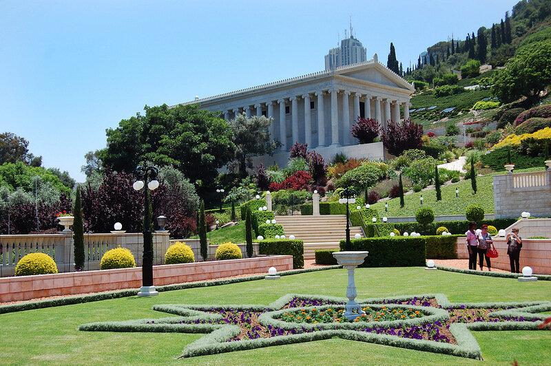 Бахайские сады-