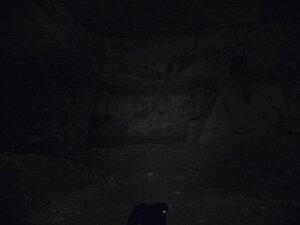 Фонарь ZebraLight H600w в среднем режиме 2 светит так