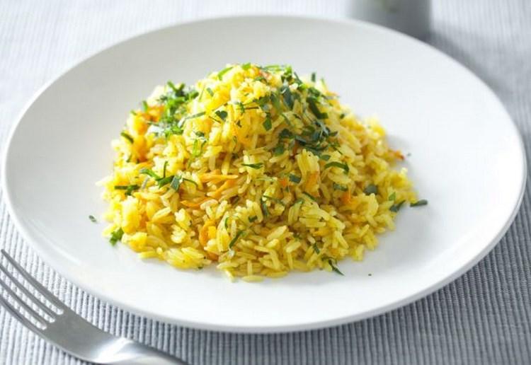 Рис с морковью и луком рецепт пошагово