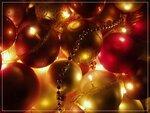 С Новым годом! Новогодние шары открытки фото рисунки картинки поздравления