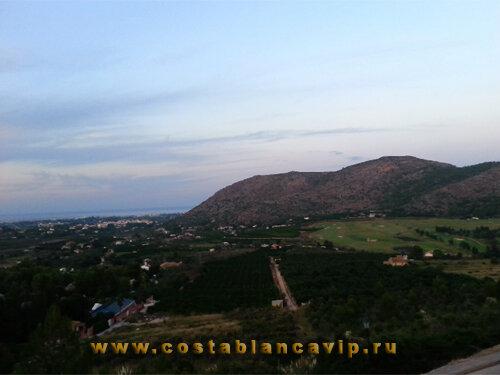 Вилла в Denia, вилла в Дении, недвижимость в Дении, вилла в гольф клубе, вилла от банка, банковская недвижимость, недвижимость от банка, Costa Blanca, недвижимость в Испании,  CostablancaVIP