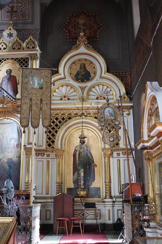 Хельсинки. Собор Успения Пресвятой Богородицы (Uspenskin, Uspenskij-katedralen)