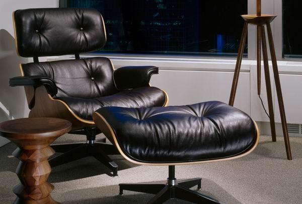 Eames Lounge Chair — самое легендарное кресло в истории мебели.