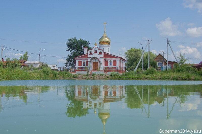 Храм великомученика Никиты в Дровосеках
