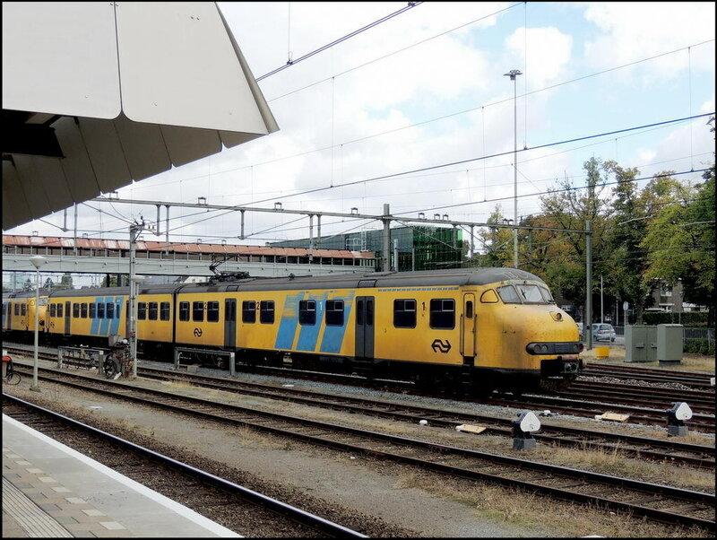 Maastricht 7020 Station