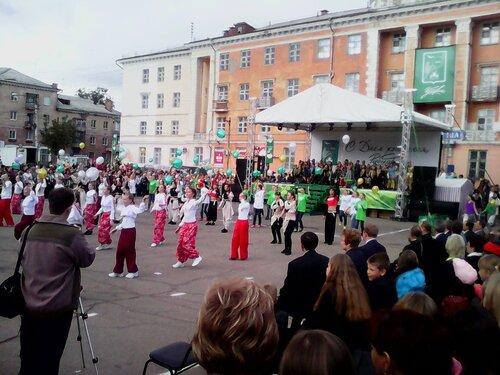 Празднование Дня города в Рубцовске прошло без происшествий
