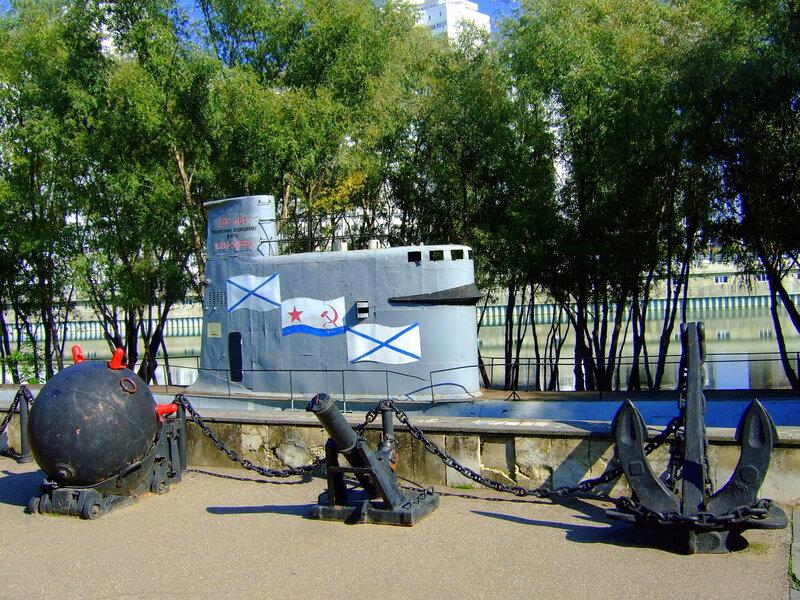 Военно-морская композиция