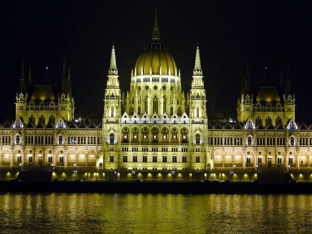 С приветом из Будапешта!