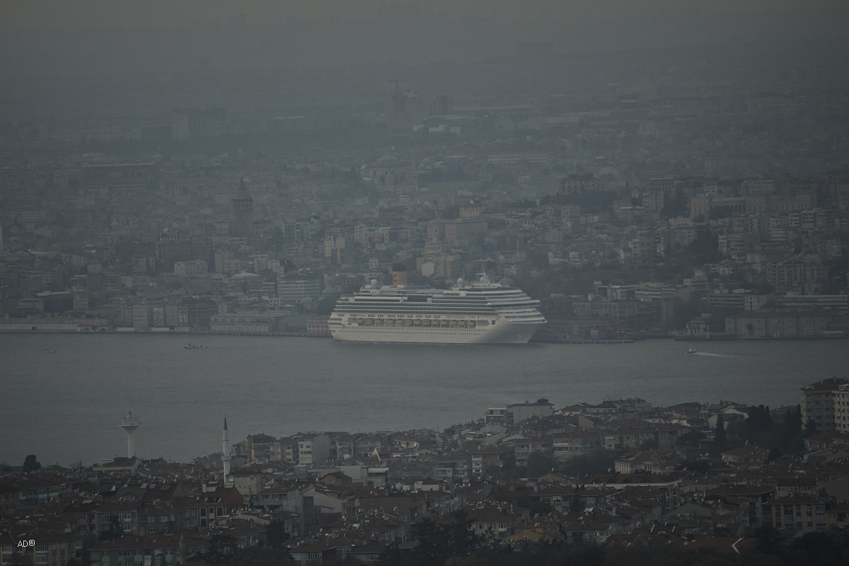 Обзорная площадка в Чалымджа, Стамбул
