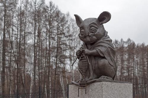 мышь Учёная