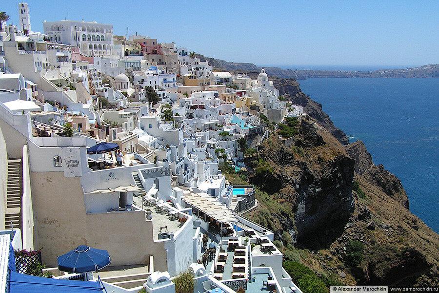 Фира, Греция