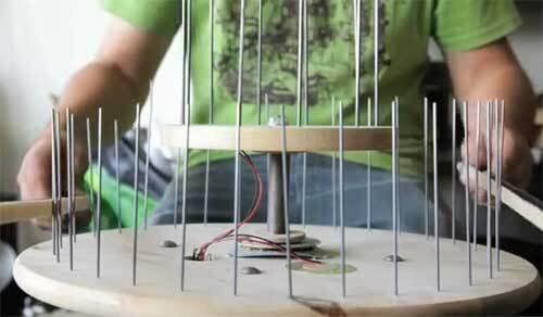 Гвоздевая скрипка: как сделать