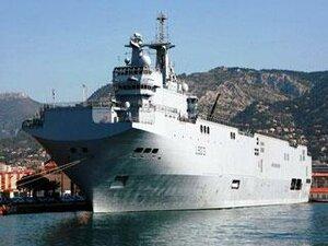 Первый российский «Мистраль» будет обслуживать «Дальзавод»