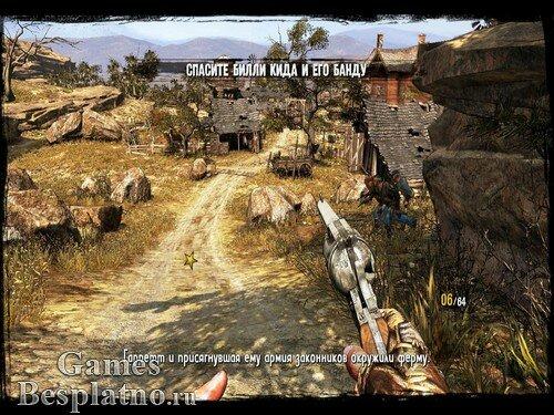 Call of Juarez: Gunslinger (рус)