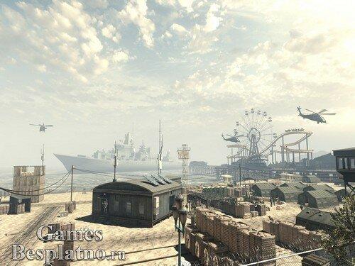 Зов долга: Призраки / Call of Duty: Ghosts